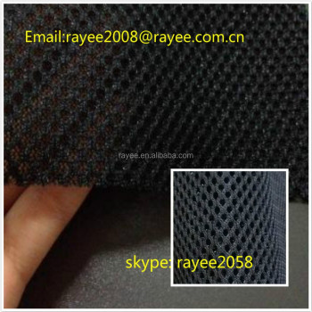 2-4mm Thickness 3d Knitted Spacer Fabrics / Air Mesh /aire 3d Tela ...