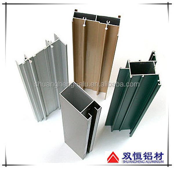 Aluminium Windows Parts : Aluminum doors parts compact of a storm door that