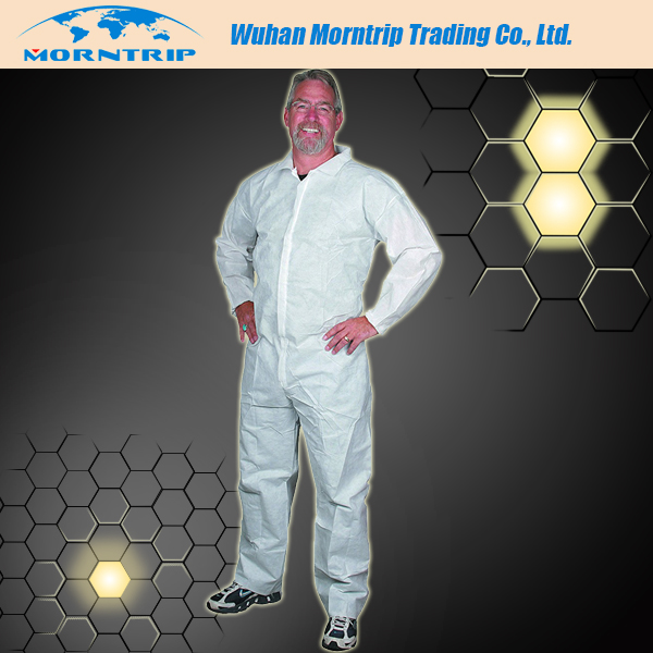 Anti-Static Spray coverall Suit with Hood