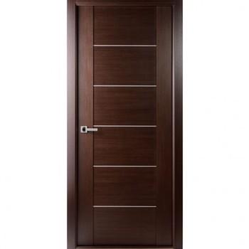 Popular Style Laminated Modern Bedroom Flush Doors Design