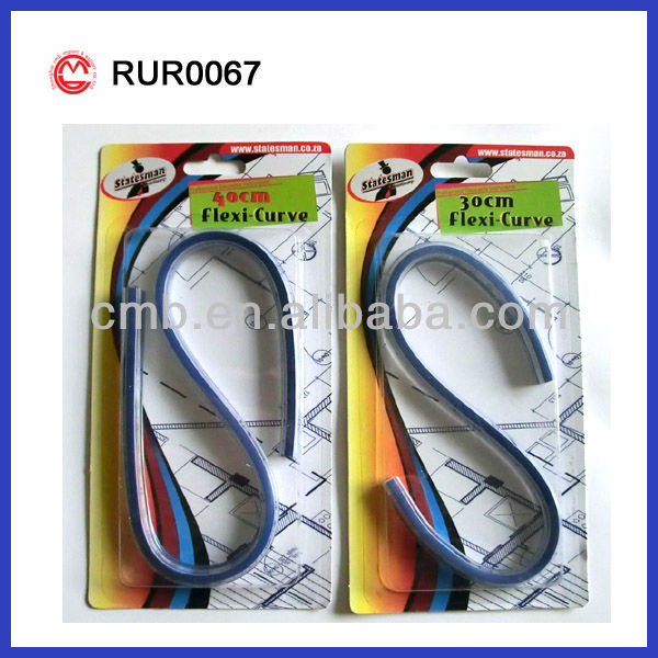 Flexi Curve Rubber Ruler
