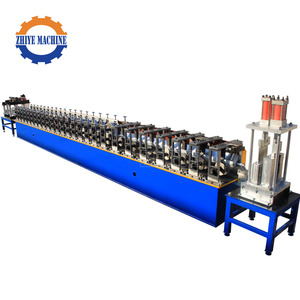 Automatic Keel Tool Making Machine with PLC Control /Light Steel Keel Wall Panels Roll Forming Machine