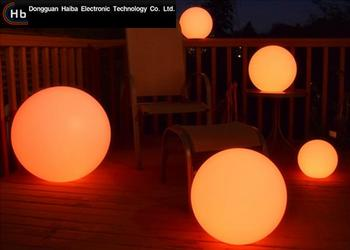 Led Hanging Spheres Color Changing Decoration For Party Led Moon ...