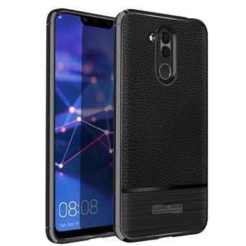 Rugged Rubber Shockproof Tpu Case For Huawei Mate 20 Lite Case,For Huawei Mate 20 Pro Cover