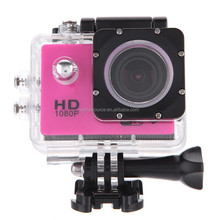 Waterproof Mini Sports DV HD 1080P 12MP 30M Camera Camcorder Car DVR Outdoor Underwater Sport Bike Helmet SJ4000 Cameras