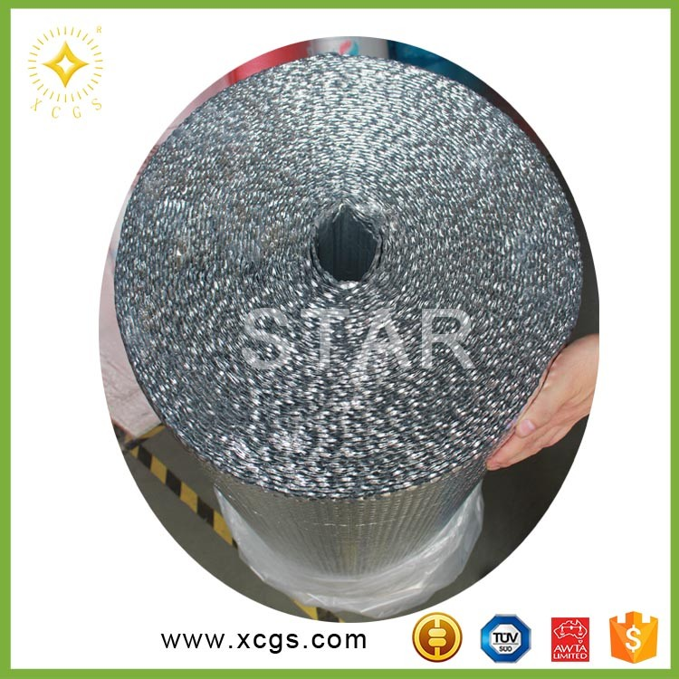 Aluminum Foil Steel Roofing Heat Insulation/House Warming Bubble Heat Insulation
