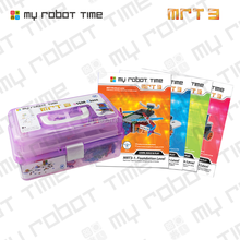 MRT3 - 4 FULL KIT educational robot kit school robot toy for 4-12 years old