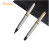 Business gifts writing instrument set manufacturer with your brand names printed metal ballpoint pens