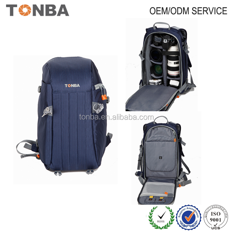 Multifunction Light weight Yellow/Blue/Grey Blue Digital Bag &Camera Backpack Bag and Photo Backpack For Men and Women