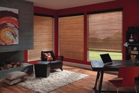 Wooden Blinds Slats /Manual Wood Blinds / Faux Wood Window Shades