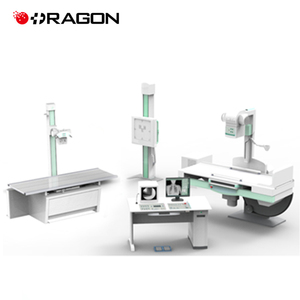 High frequency digital radiography system 200ma x ray machine