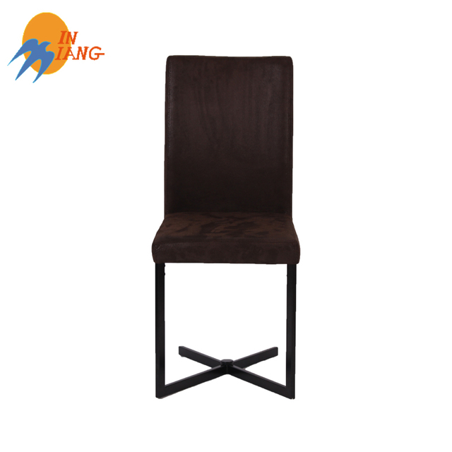 New Style Fabric Powder Coating Dining Chair Living Room