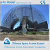 Best quality with same cost Lead Frame Steel Structure large span space frame for coal shed