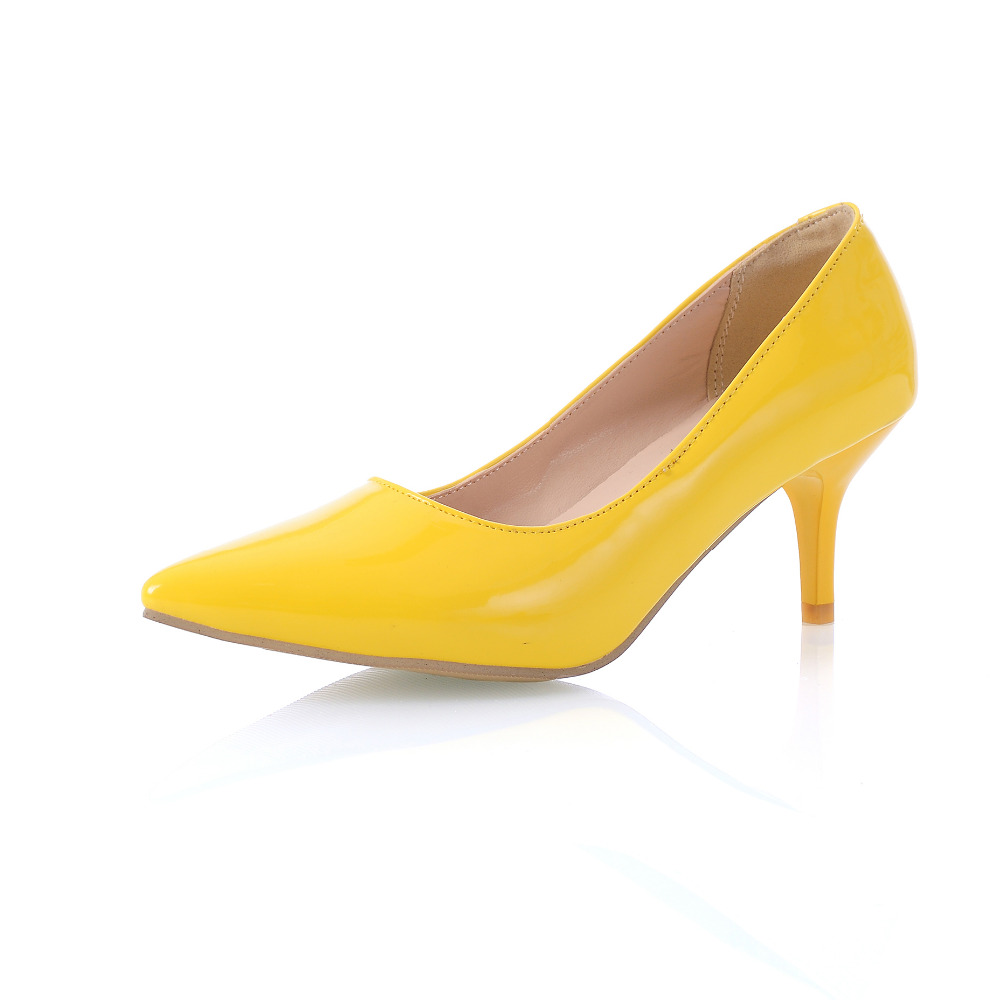 Yellow Shoes For Wedding Uk