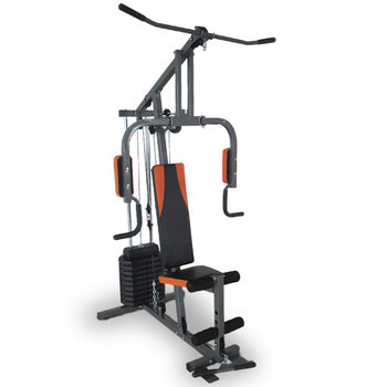 Professionele multifunctionele geïntegreerde home gym Apparatuur 3 Station Multi Gym