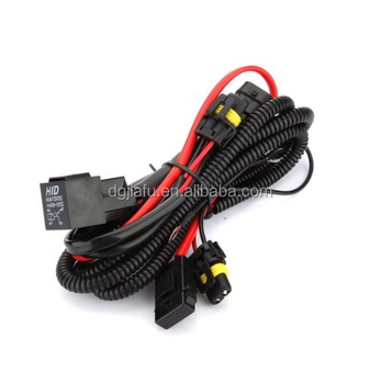 Custom Design Hid Relay Wiring Harness,Automotive Wire Harness For on hid wiring-diagram, led 12v light wiring, oil pressure gauge wiring, fuse block wiring, hid wiring to a 02 impala, cigarette lighter wiring,