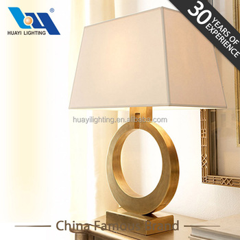 Modern Design Decorative Home Lighting Gold Black Round Table Lamp Table Lamps For Living Room Buy Table Lamps For Living Room Gold Black Round