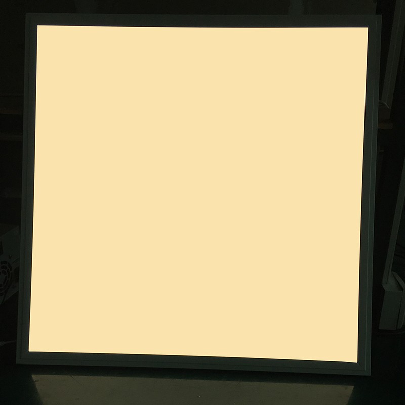 2x2 FT 27W 5000K Flat LED Troffer Panel Light 0-10V Dimmable Drop Ceiling Flat Panel