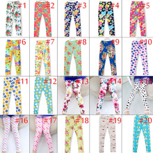 Factory seamless children custom tight girls kids leggings