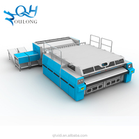 2019 Shanghai QH hot sale fully automatic ironing machine for washing plant
