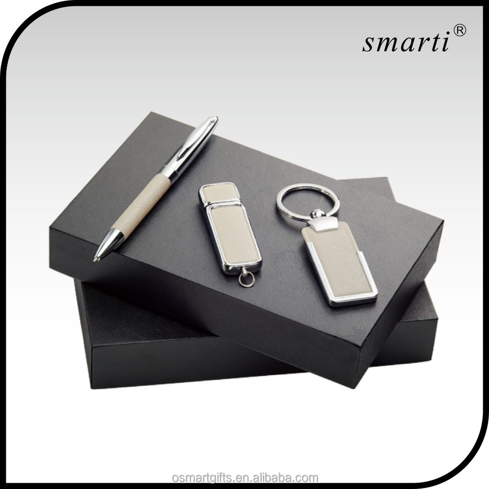 The classic high quality USB flash drive gift pen set, classical gift set