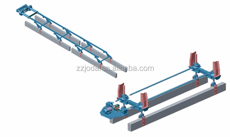 Joda Aluminum Electrolysis Industry 450Ka Busbar Jacking Mechanism 300Ka Busbar Lifting Machine