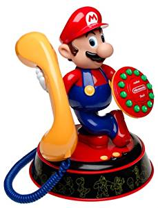 841-245 Mario Voice Activated