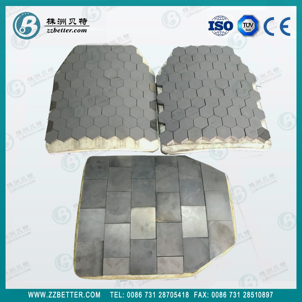 SAPI silicon carbide bullet prood plate silicon carbide ceramic tile SIC ceramic armour tiles  sc 1 st  Alibaba : ballistic ceramic plate - pezcame.com