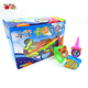 Latest kids funny cute plastic watch toy candy with gum