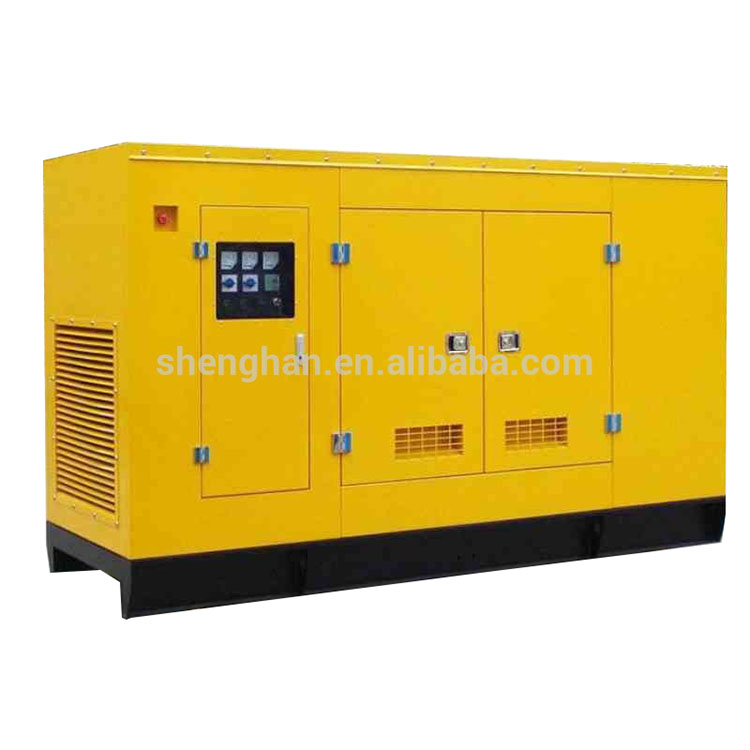 Direct buy wholesale Price for 100kw super silent diesel generator
