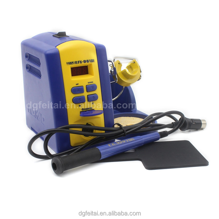 HAKKO FX-951 Hand Soldering Rework Solder Iron Station for PCB <strong>Welding</strong> Made in China