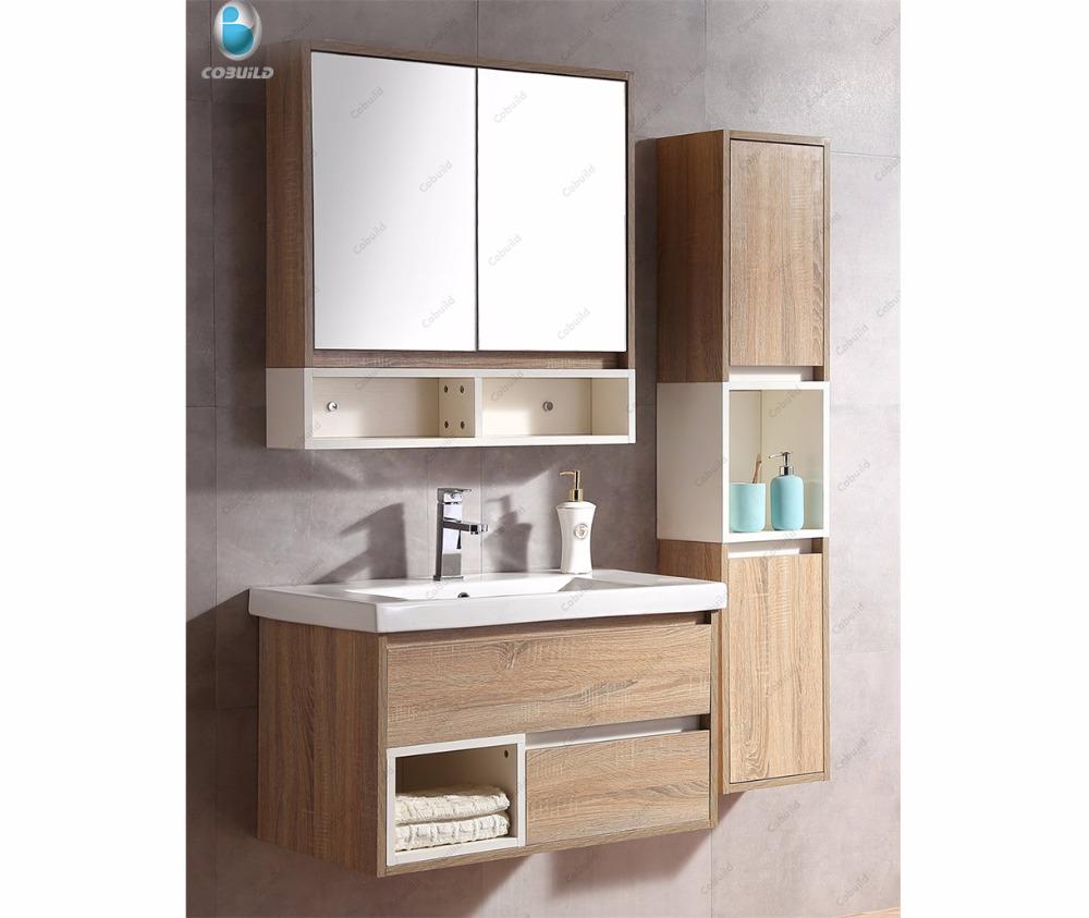 Bathroom Vanity And Cabinet Set