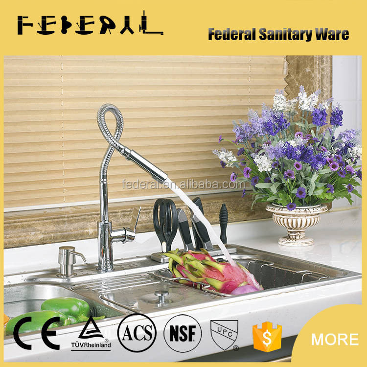 Traditional Sink Bathroom Faucet Hydrant Waterfall kitchen Pipes