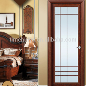 high quality aluminium bathroom doors folding door home toilet using YZ-126