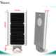 Factory solar led street light 10w with CE&BV