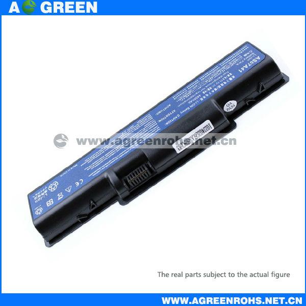 Laptop For Acer Aspire 4710 Battery 11.1v 4400mah Black
