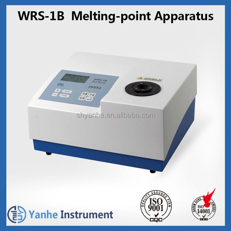 Wrs-1b Digital Melting Point Apparatus Lcd Display Photoelectric ...