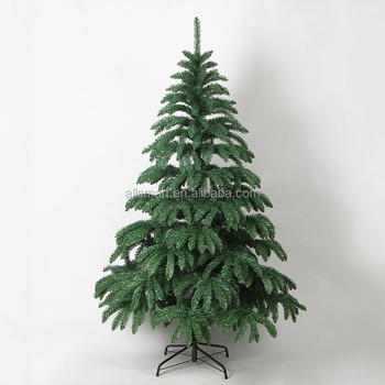 210cm 7ft High Quality Metal Frame Christmas Tree Outdoor Hang Structure Artificial