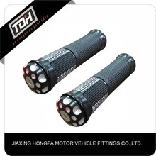 China supplier jiaxing tdh auto parts motorcycle grips anodized aluminum