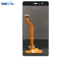 Good Quality Assurance Lcd Touch Screen Replacement for Huawei P9 Lcd with Frame