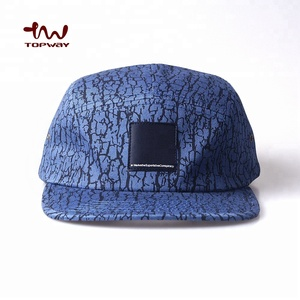 1623a8e415795 Custom Five Panel Caps