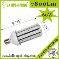 UL E39 base 60w corn led 12 volt