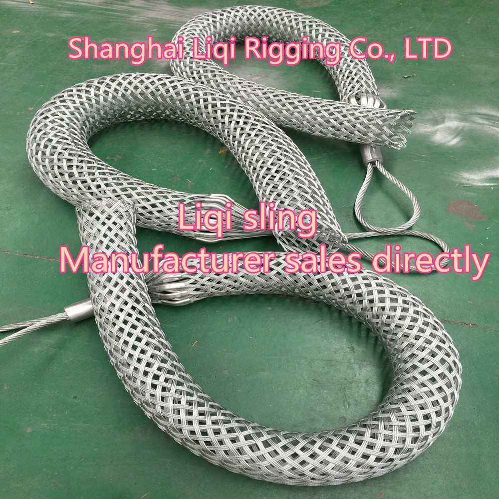 Wire Mesh Cable Grips - Dolgular.com