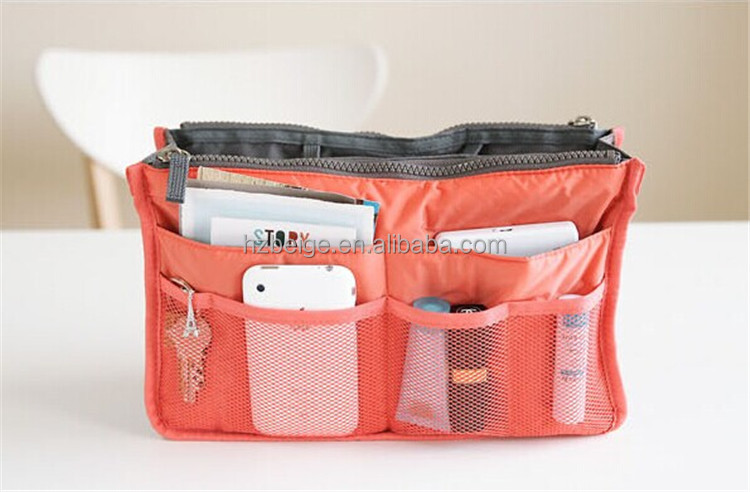 2016 China Handbag Organizer,Multi Compartment Bag,Bag In Bags ...