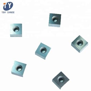 ISO Tungsten carbide inserts for Fantini machines from Zhuzhou manufacturer