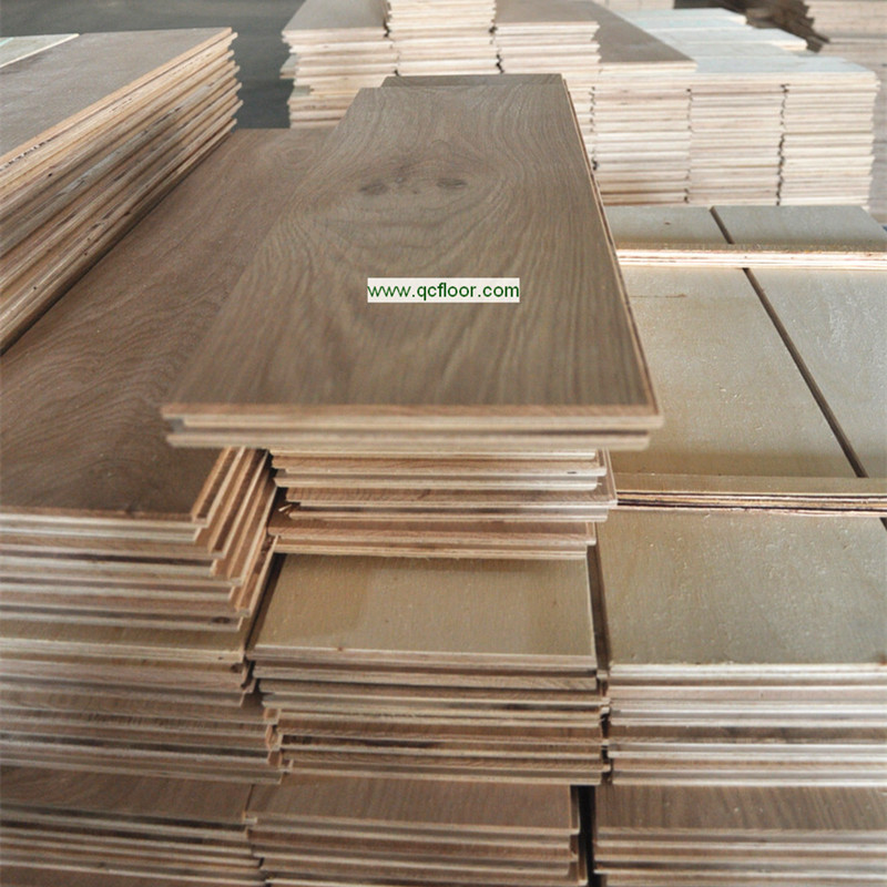 Wide Plank Unfinished White Oak Engineered Floor Product On Alibaba