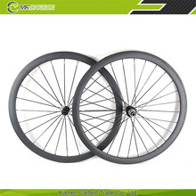new design carbon bike wheels 700c 38mm clincher road racing bicycle wheelset