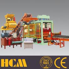 QT6-15B Block Manufacturing Machine Small Scale Industries Machine