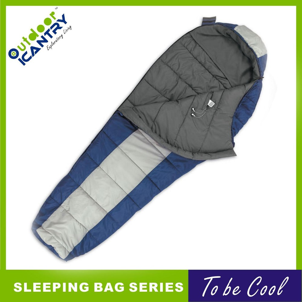Wholesale Winter Double Layer Sleeping Bag Down Filling ...
