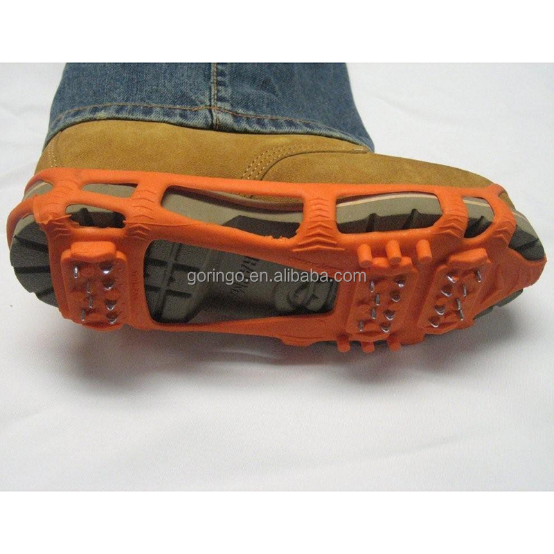 Light Duty Snow & Ice Traction Cleat for Boots & Shoes